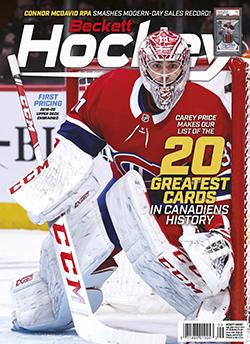 Beckett Hockey 337 September 2020