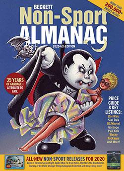 2020 Beckett Non-Sport Almanac #6