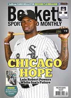 Beckett Sports Card Monthly 426 September 2020