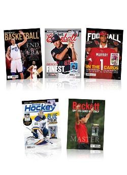 Beckett All-Sports Bundle Offer