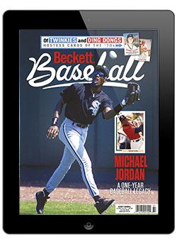 Beckett Baseball July 2020 Digital
