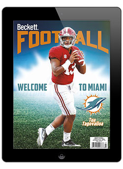 Beckett Football July 2020 Digital