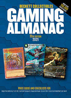 2021 Beckett Collectible Gaming Almanac #11