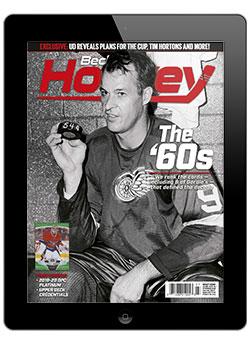 Beckett Hockey July 2020 Digital