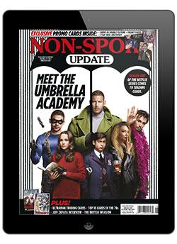 Beckett Non-Sport Update June/July 2020 Digital