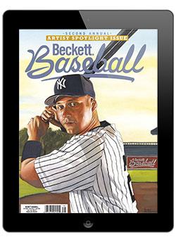 Beckett Baseball June 2020 Digital