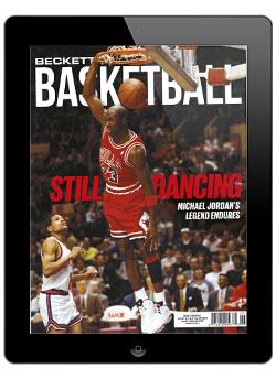 Beckett Basketball Digital Subscription