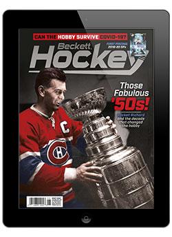 Beckett Hockey June 2020 Digital