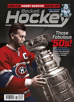 Beckett Hockey 334 June 2020