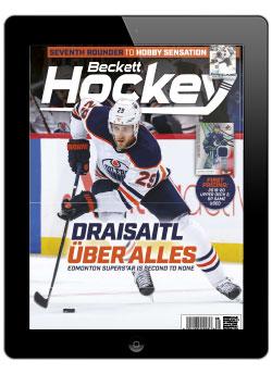 Beckett Hockey May 2020 Digital