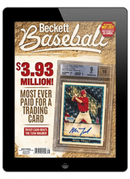 Beckett Baseball Digital