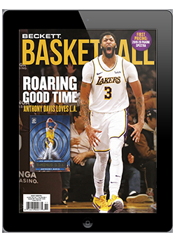 Beckett Basketball November 2020 Digital