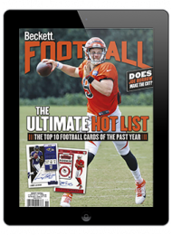 Beckett Football Digital