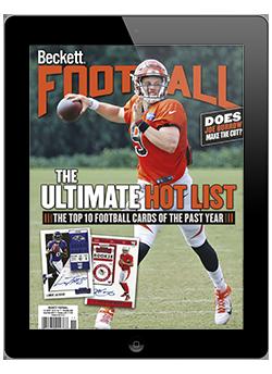 Beckett Football November 2020 Digital