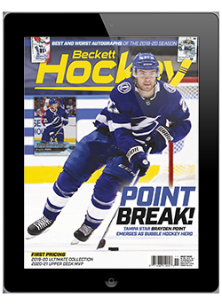 Beckett Hockey November 2020 Digital