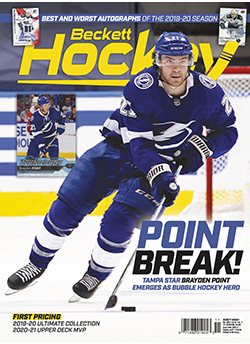 Beckett Hockey 339 November 2020