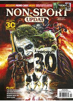 Beckett Non-Sport Update October/November-20 Issue