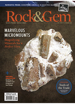 Get 15 issues of Rock&Gem at $29.95