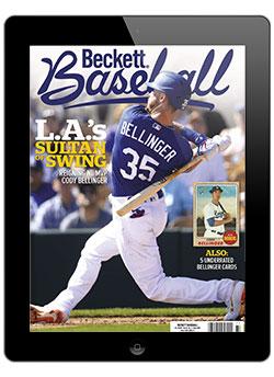 Beckett Baseball May 2020 Digital