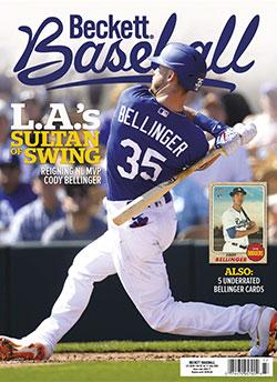Beckett Baseball 170 May 2020