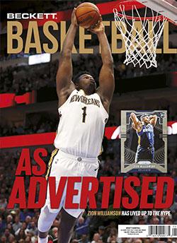 Beckett Basketball 330 April 2020