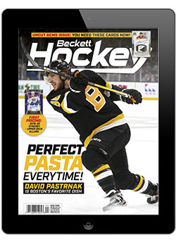 Beckett Hockey April 2020 Digital