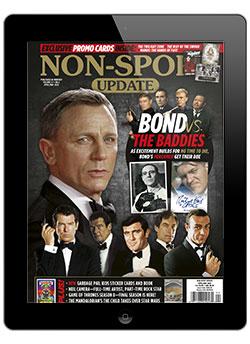 Beckett Non-Sport Update April/May 2020 Digital