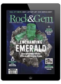 Get 12 digital issues of Rock & Gem for just $12