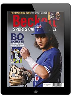 Beckett Sports Card Monthly April 2020 Digital