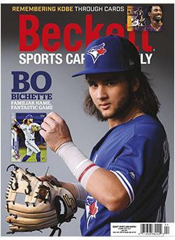 Beckett Sports Card Monthly 421 April 2020
