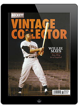 Beckett Vintage Collector  Apr/May -2020 Digital Issue