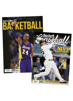 Beckett Basketball + Baseball