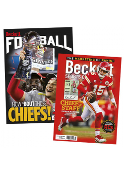 Beckett Sports Cards Monthly