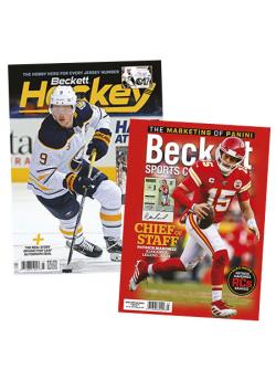 Beckett Sports Card + Hockey