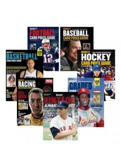 Super Sports Bundle Offer (Baseball, Football, Hockey, Basketball, Racing, Vintage, Graded)