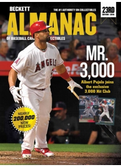 2018 Beckett Almanac of Baseball Cards & Collectibles #23