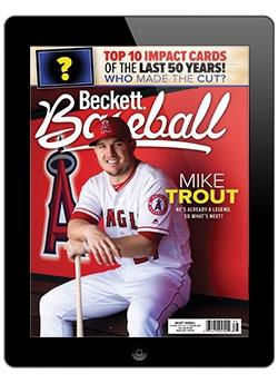 Beckett Baseball November 2019 Digital