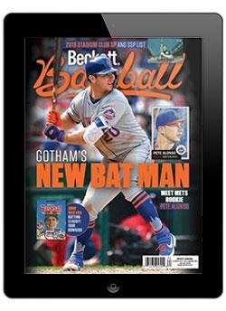 Beckett Baseball September 2019 Digital