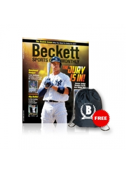 Sports Cards Monthly + Sling Bag Free