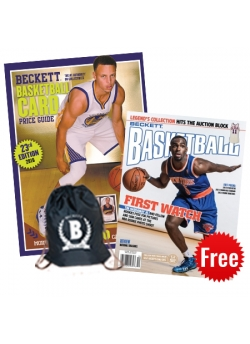 Basketball Price Guide Issue# 23 + Sling Bag and get Basketball 3 months print subscription FREE