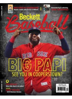 Beckett Baseball 129 December 2016
