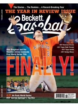 Beckett Baseball 142 January 2018