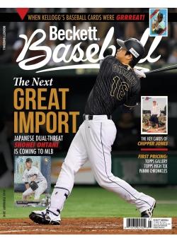 Beckett Baseball 143 February 2018