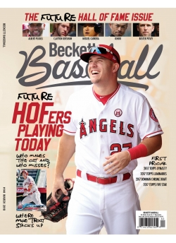 Beckett Baseball 144 March 2018