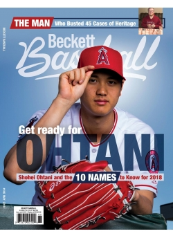 Beckett Baseball 146 May 2018