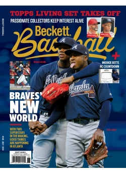 Beckett Baseball 147 June 2018