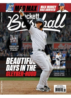 Beckett Baseball 150 September 2018