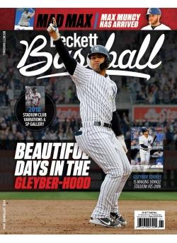 Beckett Baseball 150 September 2018