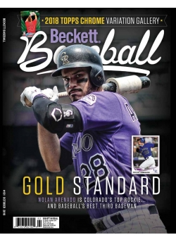 Beckett Baseball 151 October 2018