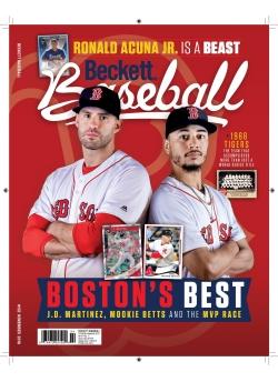 Beckett Baseball 152 November 2018